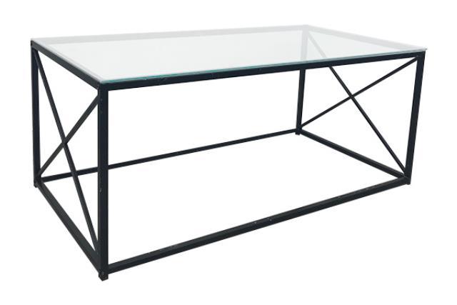 Monarch Black Coffee Table