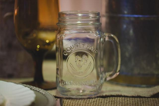 16 Oz Glass Jar