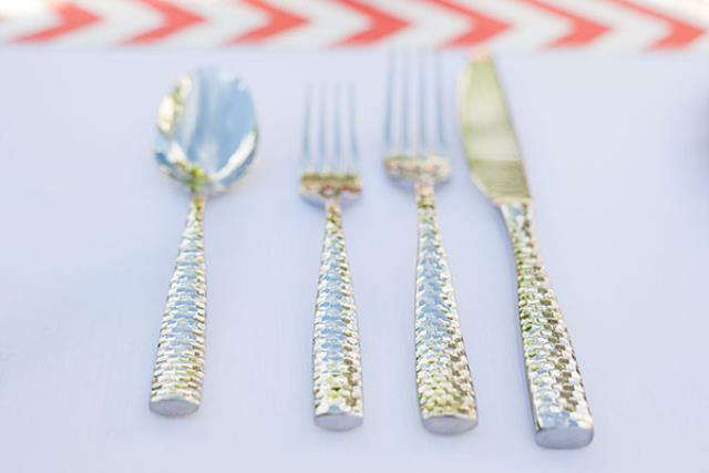 Lucca Silver, Table Knife